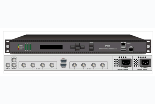 Кодер 8xH.264/HD/SD с 8xHDMI/ASI/MUX/IP, AAC - DXP-5800EC-H PBI