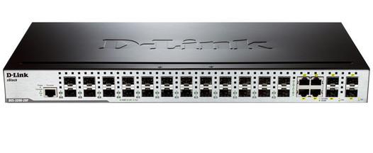 Коммутатор D-Link DES-3200-28F
