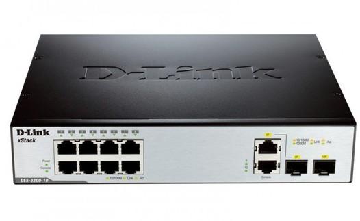 Коммутатор D-Link DES-3200-10