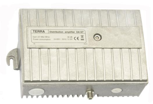 Усилитель магистральный DA127P TERRA