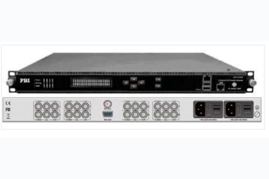 Кодер 8xH.264&MPEG-2/HD/SD с 8xHDMI/MUX/IP и модулятором DVB-T2 - DXP-8000EM-T2 PBI