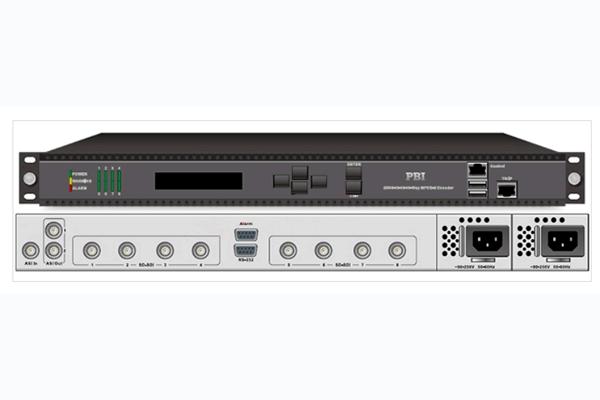 Кодер 8xH.264/HD/SD с 8xSDI/ASI/MUX/IP, AAC - DXP-5800EC-S PBI